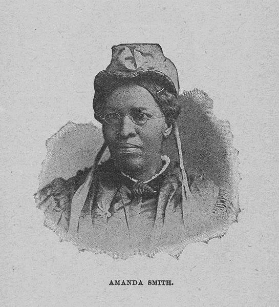 Smith, Amanda [Berry] (1837-1915)