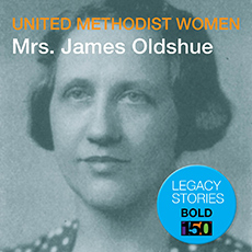 Oldshue, Louise James & The First Charter for Racial Justice