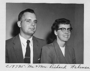 Wehrman, Richard and Eva