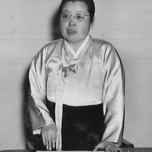Kim, Hwal-lan (Helen) (1899-1970)