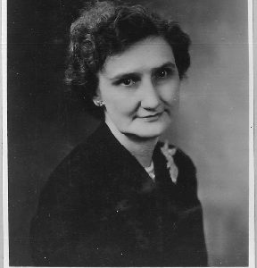Tillman, Sadie Wilson (1895-1974)