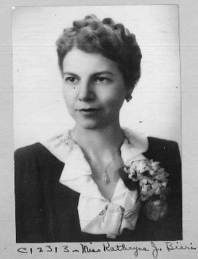 Sears, Kathryne Jeannette Bieri (1904-98)
