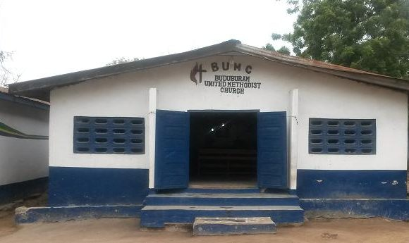 Buduburam United Methodist Church