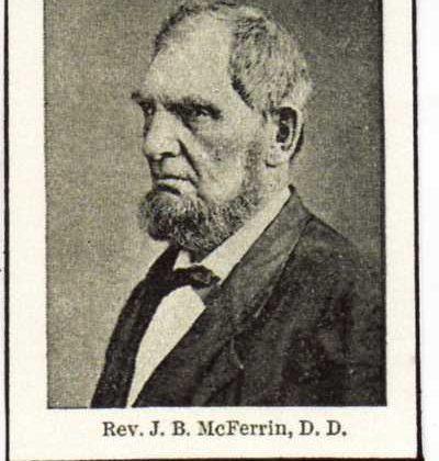 McFerrin, John Berry (1807-1887)