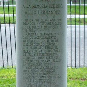 Alejo Hernandez (1842-1875)